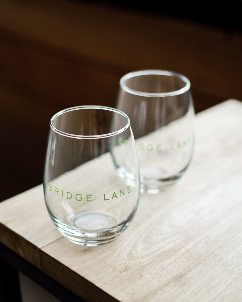 Bridge Lane Stemless Wine Glass