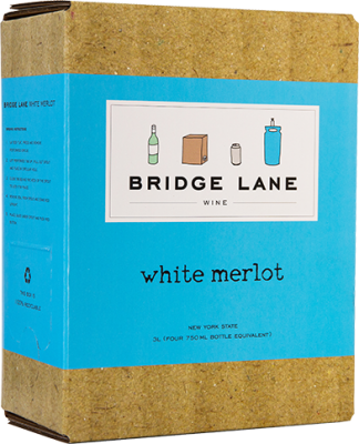 Bridge Lane White Merlot (Box)