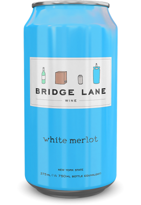 Bridge Lane White Merlot 4-Pack (Cans)