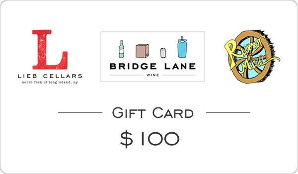 $100 E-Gift Cards