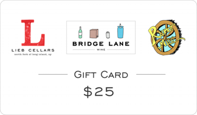 $25 E-Gift Cards