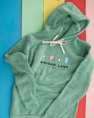 Bridge Lane Logo Sweatshirt Large