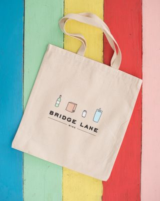 Bridge Lane Logo Tote