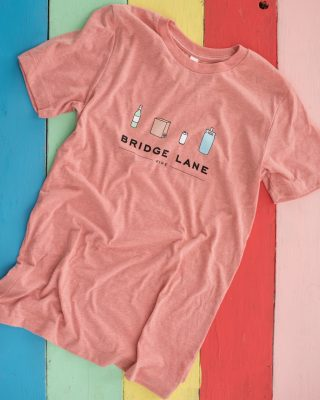 Bridge Lane Logo T-Shirt Medium