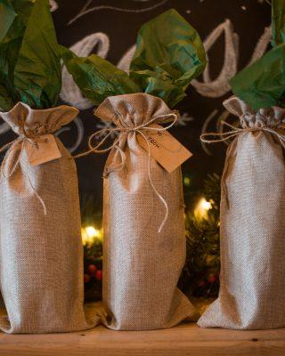 Secret Santa Mystery Wine